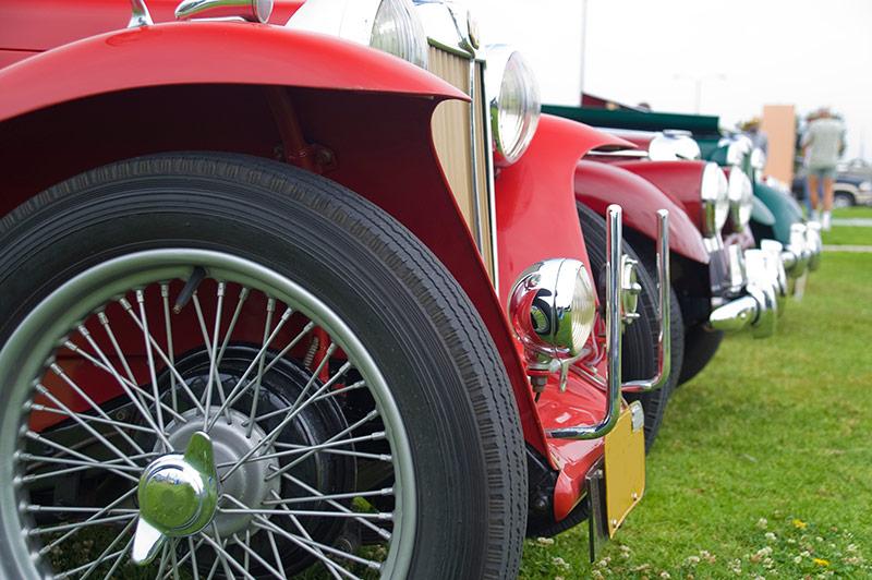 Yattendon Classic Vehicle Day