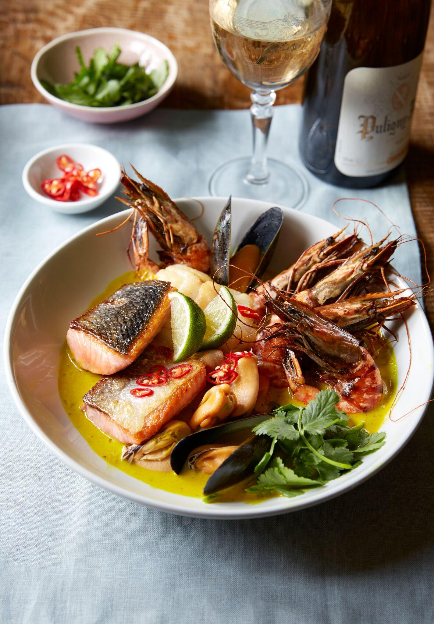 Seafood Weekend